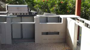Outdoor Kitchens Ideas Outdoor Kitchen Cabinet Plans Yeo Lab Com