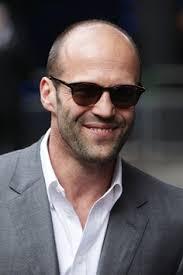 statham haircut if famously bald celebrities had a full head of hair jason statham