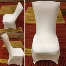 spandex chair cover rental beautiful wedding chair cover rental ideas the white spandex
