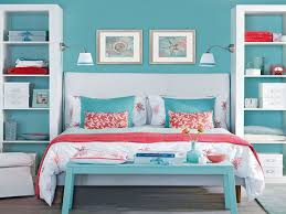 white bookcase bed bookcase bed head dark blue and coral bedroom blue and coral