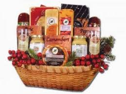 sausage gift baskets summer sausage gift baskets varities of summer sausage gift