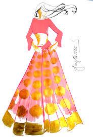 jayshree sridhar sketches u2013 art wardrobe