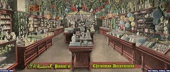 Christmas Decorations Pound Shop by Xmas Decorations At F W Woolworth