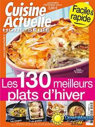 hors s ie cuisine actuelle cuisine actuelle hors série janvier février 2014 no 108