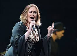 Seeking Theme Song Artist Adele Is Named Billboard S Top Artist Of The Year For The Third