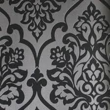 25 ide terbaik grey damask wallpaper di pinterest kertas