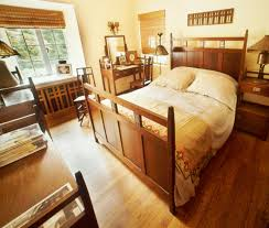 arts and crafts decor interior design bedroom gustav
