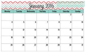 printable monthly planner 2016 free cute printable monthly planner 2016 journalingsage free cute