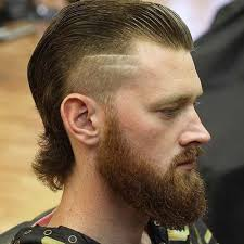 new age mohawk hairstyle mullet haircuts party in the back business in the front