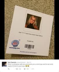 lizzie ruddy sends hilarious moonpig card after row with boyfriend