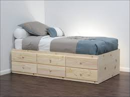 bedroom design ideas awesome diy wood platform bed diy twin bed