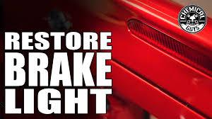 mustang third brake light restore how to restore brake lights chemical guys sn95 mustang youtube