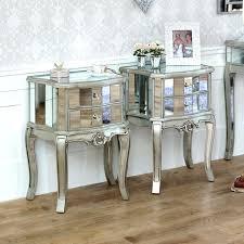 glass bedroom vanity silver mirror bedroom set image of inexpensive mirrored bedroom