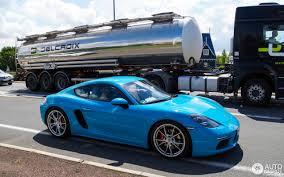Porsche 918 Cayman - porsche 718 cayman s 3 miami blue porsche pinterest porsche