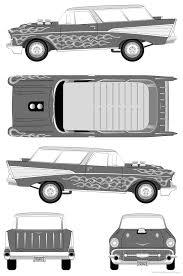 nomad car 1957 the blueprints com blueprints u003e cars u003e chevrolet u003e chevrolet