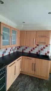 B And Q Kitchen Sink B Q Kitchen It Sandford Cherry Range Including Worktop Sink