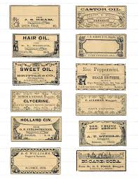 halloween jar labels digital download collage sheet antique 1800 u0027s vintage druggists