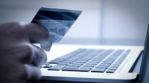 wallpaper online shopping debit card in hand money laptop online shopping hd wallpaper