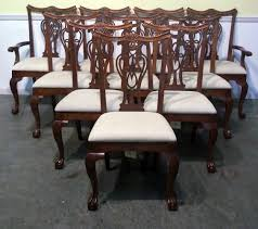 Cherry Dining Chair Antique Dining Chairs Furniture Room Pics Upholstered