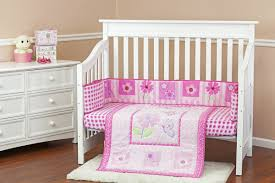 Camo Crib Bedding Dream On Me Butterfly And Flower 3 Piece Crib Bedding Set