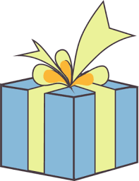 gift box clipart 88329