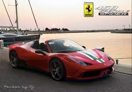458 spider speciale 458 speciale spider is expected at the motor