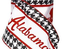 alabama ribbon roll tide etsy