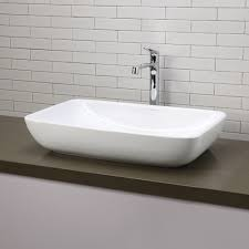 Small Bathroom Sinks Canada Shop Decolav 1445 Cwh Classically Redefined Above Counter