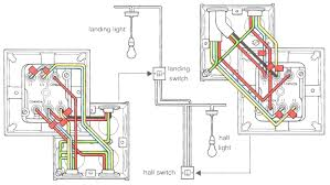 two pole light switch double pole switch wiring diagram success wiring diagrams