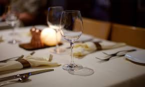 water glasses on table setting video how to place wine water glasses for table settings ehow