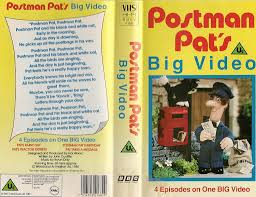 postman pat u0027s big video amazon uk video