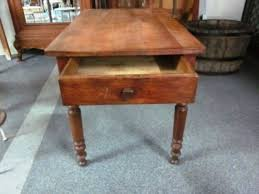 Antique Kitchen Table With Drawer  Decoration Home Ideas - Farmhouse kitchen table with drawers