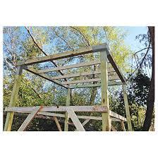 4x4 Elevators Deer Blind Maverick Platform Mounting System 4 Pack 593038 Tower U0026 Tripod