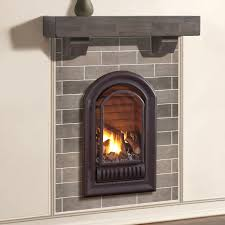 hearthsense a series natural gas ventless fireplace insert