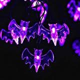 purple indoor string lights seasonal lighting