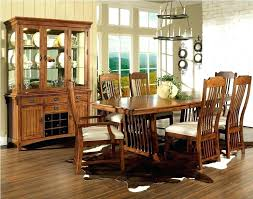 mission style dining room set craftsman style dining room furniture toberane me