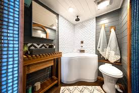 Tiny House Bathroom Design Bathroom Tiny House Bathroom Layout Corner Sink Storage Plans