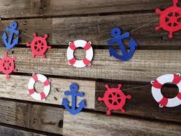 nautical party supplies buy nautical party supplies online at build a birthday nz