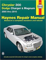 2009 dodge charger owners manual title chrysler 300 dodge charger magnum 2005 thru 2010