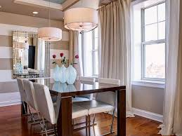 Pics Of Dining Rooms by 10 Dining Rooms With Snazzy Striped Accent Walls