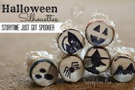 Spooky Silhouettes Halloween by Spooky Storytime Silhouettes For Halloween Happily Ever Mom