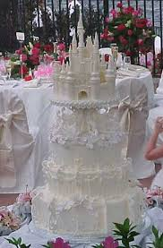 perfect castle wedding cakes food and drink