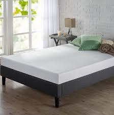 Memory Foam Bed Frame Zinus Green Tea 6 Firm Memory Foam Mattress Reviews Wayfair