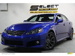 lexus isf blue 2008 ultrasonic blue mica lexus is f 59859751 gtcarlot com