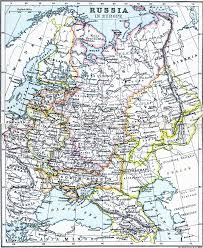 european russia map cities 20th century finding 1910 map of russia genealogy family