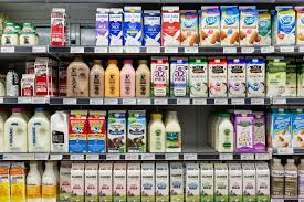 Science The New York Times Got Almond Milk Dairy Farms Protest Milk Label On Nondairy Drinks