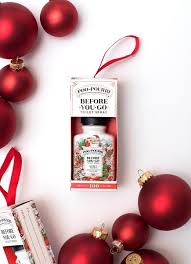 merry spritzmas ornament gift set poo pourri