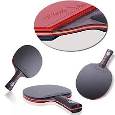 best table tennis racquet top quality table tennis rackets hybrid wood carbon racket holder