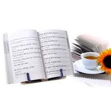 mylifeunit portable cookbook stand desktop book reading ipad
