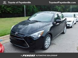 yaris new toyota yaris ia at toyota of fayetteville serving nwa